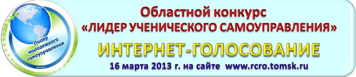 16.03.2013 Интернет-голосование