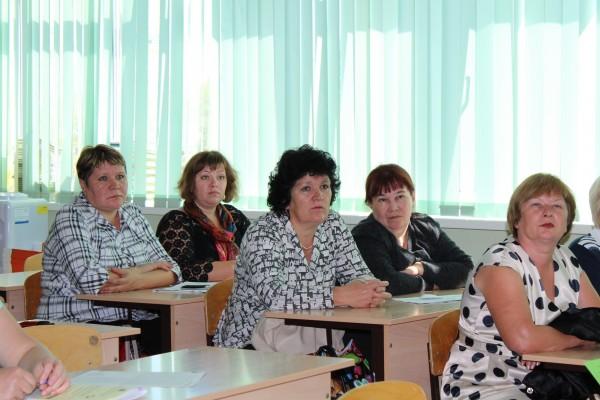 Лаборатория «Создание условий для включения программ ЦГО в основную образовательную программу общеобразовательного учреждения» 26 августа 2013 г.