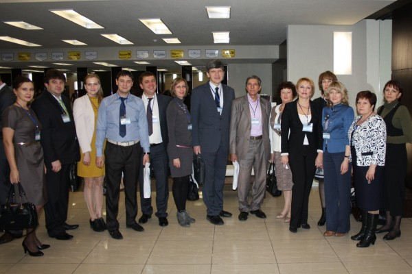 IV съезд работников образования Сибири 19-22 ноября 2013 г.