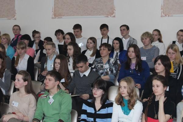Школа ученического самоуправления 28 марта 2013 г.