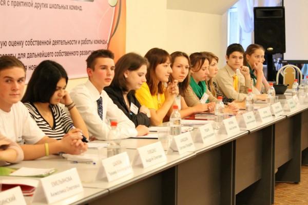 VI Областной слет обучающихся Томской области 27-29 сентября 2013 г.