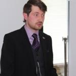 А.В. Жидков, председатель Молодёжной Избирательной комиссии Томской области, директор МБИ СТИМУЛ