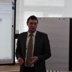 Е.В. Ковалев, организатор события