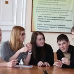 Обсуждение выступления, СОШ № 2 города Томска