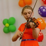 Победительница конкурса, Анастасия Фортуна