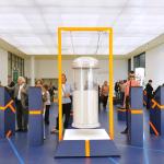 Ideen 2020 - Ausstellung der Helmholtz-Gemeinschaft, in der Kunsthalle Gießen. Eröffnungstag. Foto: Franz Möller